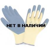 Перчатки трикотажные х/б со всепенным латексым покр, типа София, Мастер,95г/пара