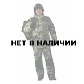Костюм мужской «Горка-Буран» демисезонный, камуфляж, ткань Алова мембрана