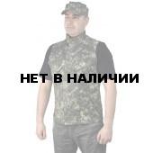 """Жилет мужской """"Gerkon Uranium"""" летний, камуфляж т.Смесовая """"Варан"""""""
