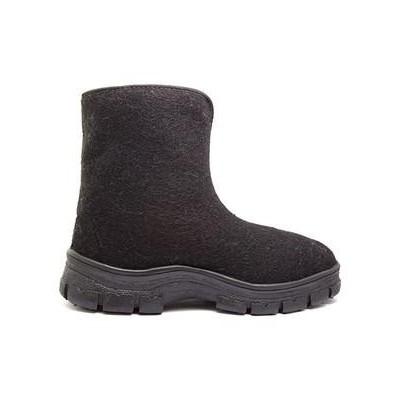 Ботинки суконные