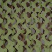 """Сеть маскировочная """"Экон"""" ЭС-1 2,4х1,5м. (зелёный.коричневый)"""