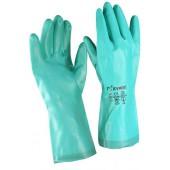 Перчатки химзащитные МБС, КЩС-50%, нитриловые