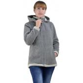 Куртка ПОЛАР женская с капюшоном