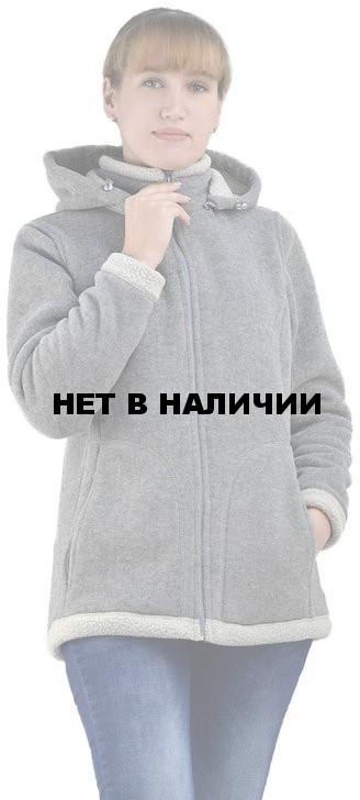 Куртка ПОЛАР SHELTER женская с капюшоном 89924f8d862cf