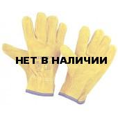 Перчатки цельноспилковые тип Водитель