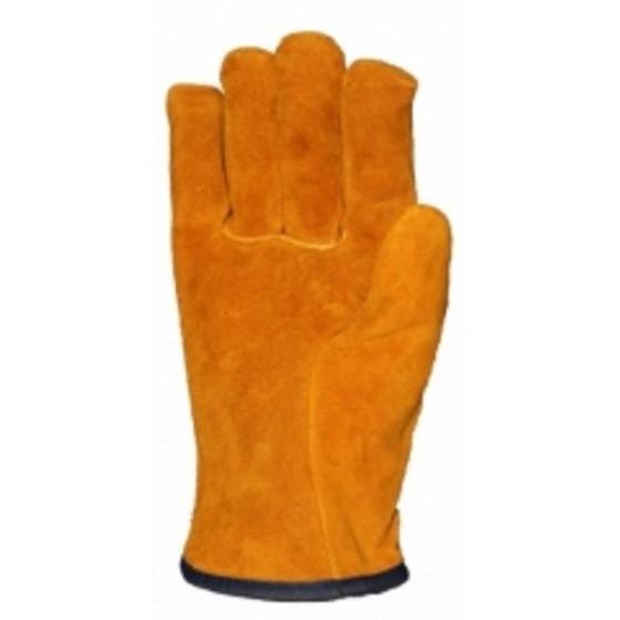 Перчатки цельноспилковые утепленные тип