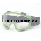 Очки закрытые н/в РОСОМЗ ЗН11 Panorama прозрачные (21111)