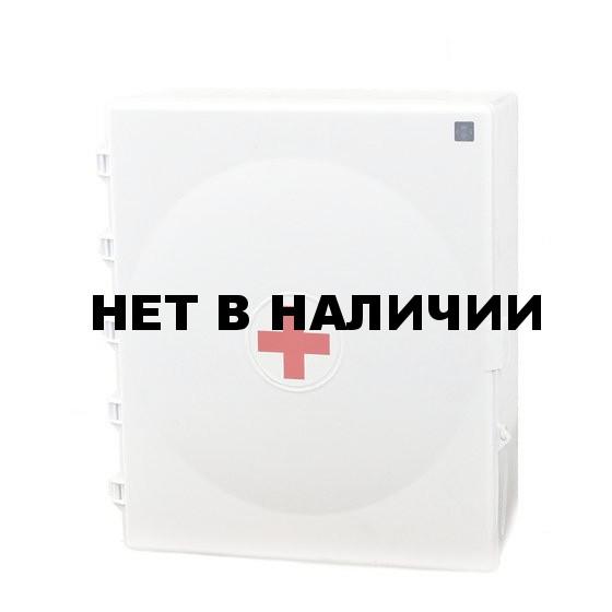 Аптечка коллективная на 20чел. ФЭСТ №2.4 шкаф пластик