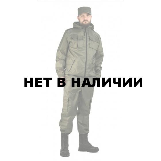 Костюм мужской ВВЗ «Турист-2», ткань Таффета Рип-стоп, камуфляж Хаки