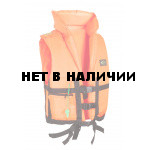 Жилет спасательный ПР, цвет оранжевый, ткань Оксфорд 1000D,