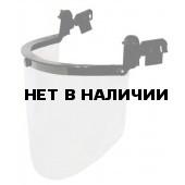 Щиток лицевой с креплением на каске РОСОМЗ КБТ ВИЗИОН® TITAN (04330)