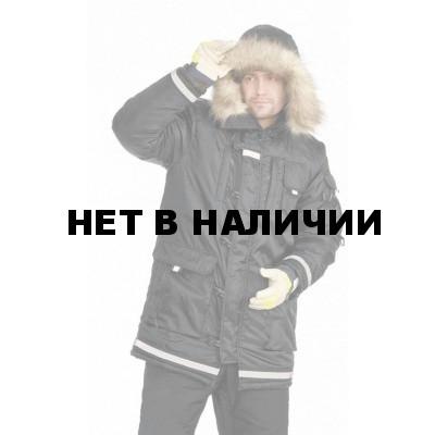 Куртка мужская Аляска-Классик черная