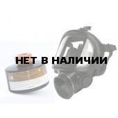 Противогаз промышленный ППФ-95 марки А1В1Е1К1Р1D с ППМ