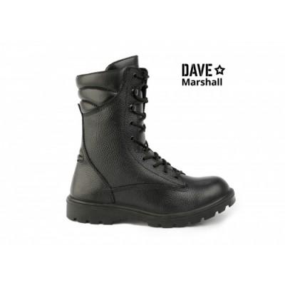 Ботинки кожаные c высокими берцами ATTACK SB-8