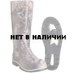 Сапоги высокие ПВХ МБС КЩС (SARDONIX) мужские, камуфляж