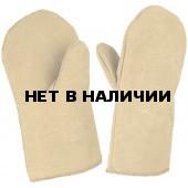 Рукавицы брезентовые (550г)