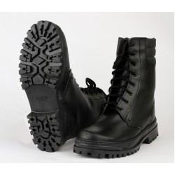 Ботинки с высоким берцем ARMY хром