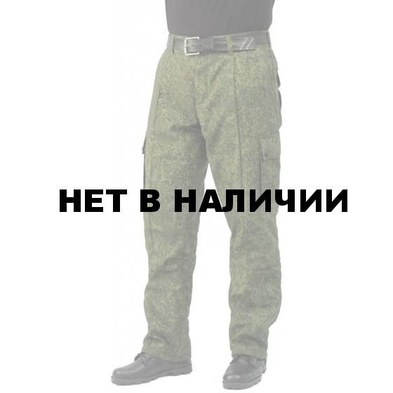 "Брюки мужские ""Цифра"" демисезонные рип-стоп"