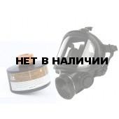 Противогаз промышленный ППФ-95 марки А2В2Е2К2HgР3D с ППМ