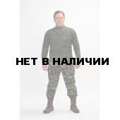 """Толстовка, камуфляж 3-нитка с начесом """"Зеленая цифра"""""""