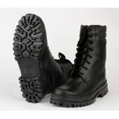 Ботинки с высоким берцем ARMY хром на натуральной шерсти