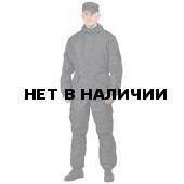 "Костюм мужской ""Gerkon Donbass"" летний т.Таслан ультра ""Чёрный"""