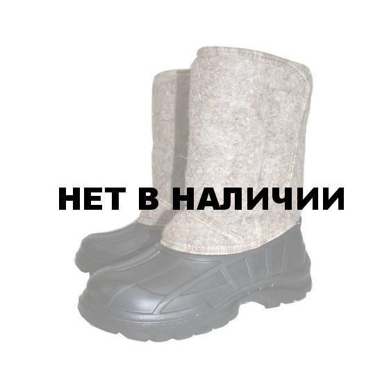 Сапоги комбинированные Полярник (-20С)
