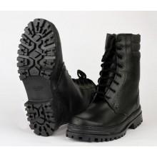 Ботинки с высоким берцем ARMY хром на натуральном меху