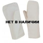 Рукавицы х/б (220г), наладонник ПВХ