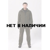 Флисовый мужской костюм Gerkon Picnic цвет Хаки