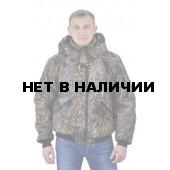 "Куртка мужская ""Бомбер"", камуфляж ""Камыш2"", ткань Оксфорд"