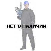 Куртка мужская Телогрейка зимняя черная