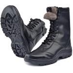 Ботинки с высоким берцем EXTRIME-ZIMA на молнии, натуральная шерсть