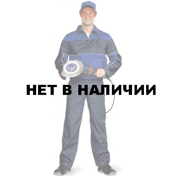 Костюм мужской Пегас темно-синий с васильковым