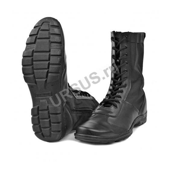 """Ботинки с высоким берцем комбинированные """"Extrime NEW"""" на молнии"""