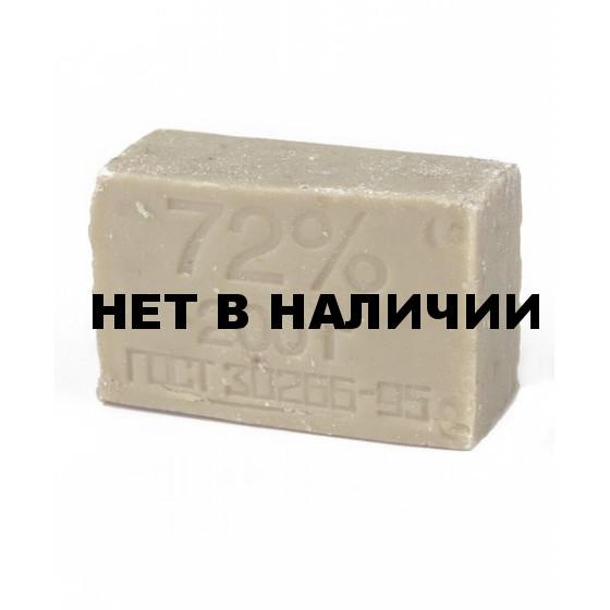 Мыло хозяйственное 200гр (72%) / 60