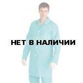 """Халат мужской """"Символ"""" св-бирюзовый"""