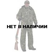 """Костюм мужской """"Nordwig Fox"""" зимний, камуфляж алова """"пейнтбол хаки"""" подкладка флис 180г"""