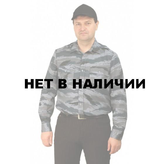 Рубашка мужская (дл. рукав), камуфляж