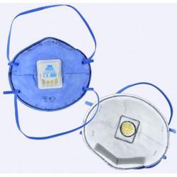 Респиратор от кислых газов и паров 3М-9926 FFP2 с клапаном до 12ПДК (70070843720)
