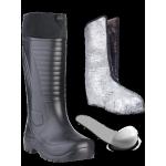 Сапоги ЭВА мужские зимние NORD (SARDONIX) -60С, с пластиковыми подноском и стелькой с вкладным чулком и манжетой