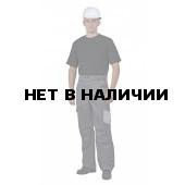 Брюки мужские Рольф серый с светло-серым, 240 г