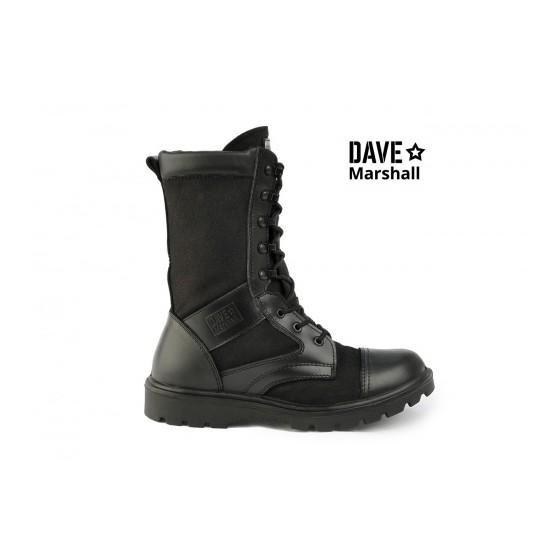 Ботинки кожаные облегченные с высокими берцами AZIMUTH СG-9