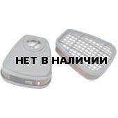 Патрон фильтрующий 3М 6054 от аммиака и метиламина К (70071091469)