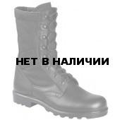 Ботинки с высоким берцем, облегчённые (чёрный)