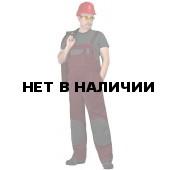 """Костюм мужской """"Рейнир new"""" бордовый с серым"""