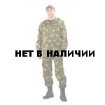 Костюм мужской Турист 1 летний, камуфляж, ткань грета Граница хаки