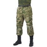 """Брюки мужские """"Gerkon Commando"""" летние, камуфляж т.Смесовая """"Мультикам"""""""