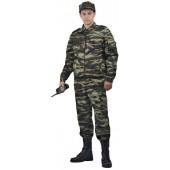 Костюм охранника мужской