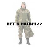 Костюм мужской Горка 3 летний палатка 270 г/м2 хаки 100% хлопок/ рип-стоп Мультикам